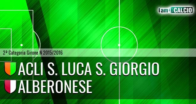 Acli S. Luca S. Giorgio - Alberonese