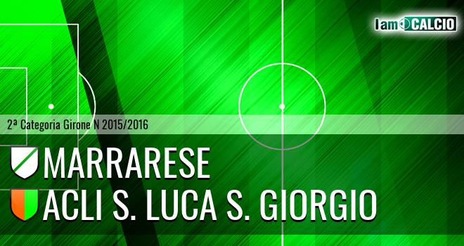 Marrarese - Acli S. Luca S. Giorgio