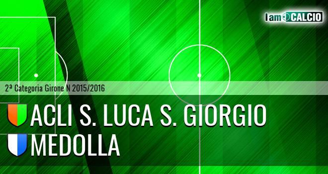 Acli S. Luca S. Giorgio - Medolla