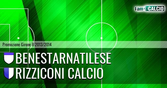 Benestarnatilese - Rizziconi Calcio