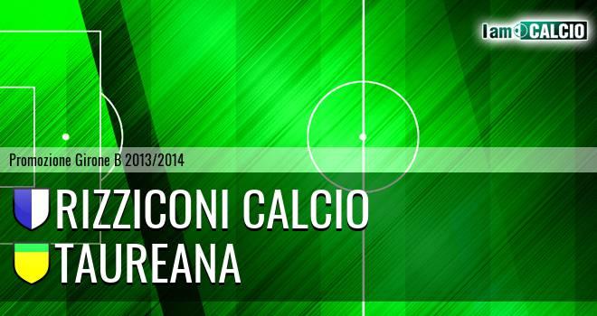 Rizziconi Calcio - Taureana