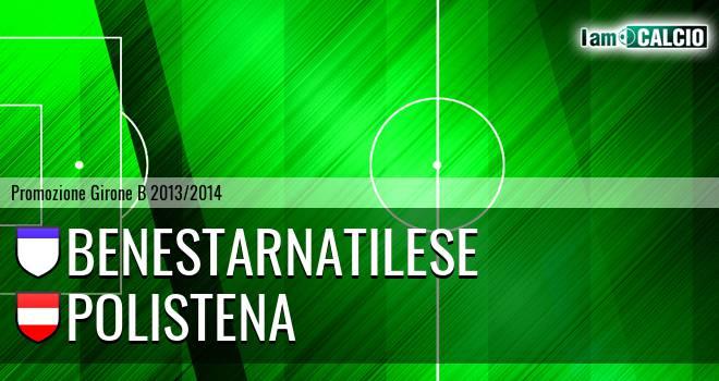 Benestarnatilese - Nuovo Polistena Calcio