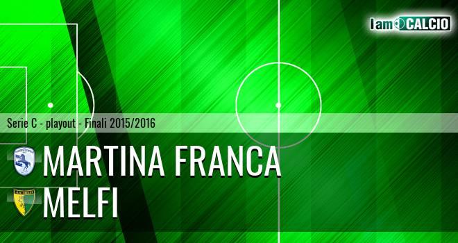 Martina Calcio 1947 - Melfi