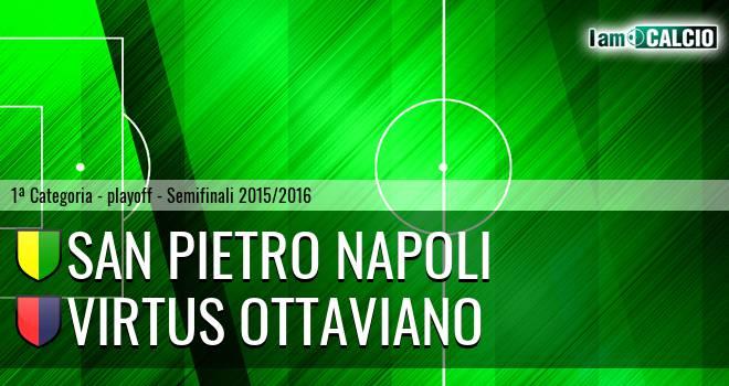 San Pietro Napoli - Virtus Ottaviano