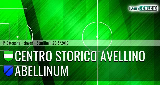 Centro Storico Avellino - Abellinum