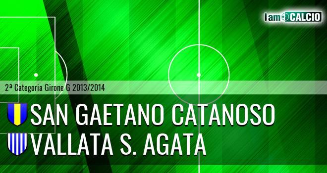 San Gaetano Catanoso - Vallata S. Agata