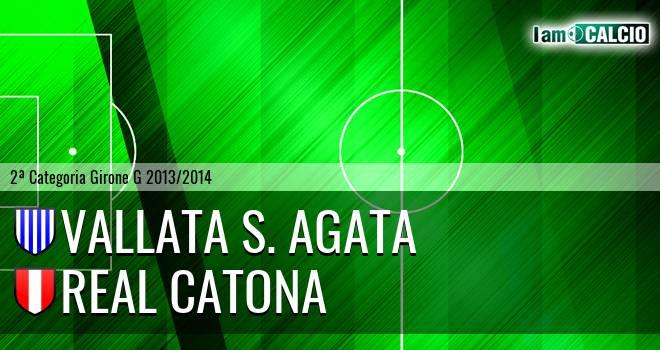 Vallata S. Agata - Real Catona