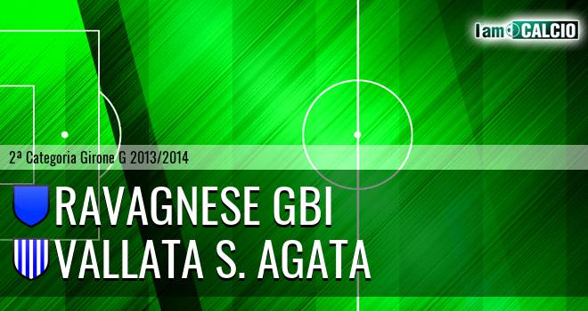 Ravagnese Gbi - Vallata S. Agata