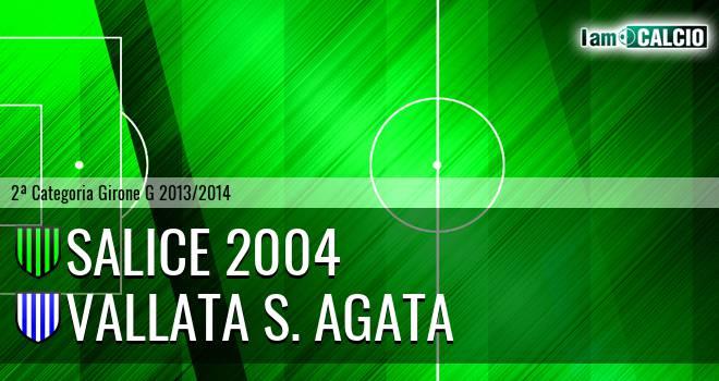 Salice 2004 - Vallata S. Agata