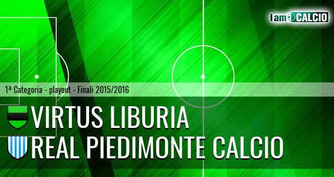 Virtus Liburia - Real Piedimonte Calcio