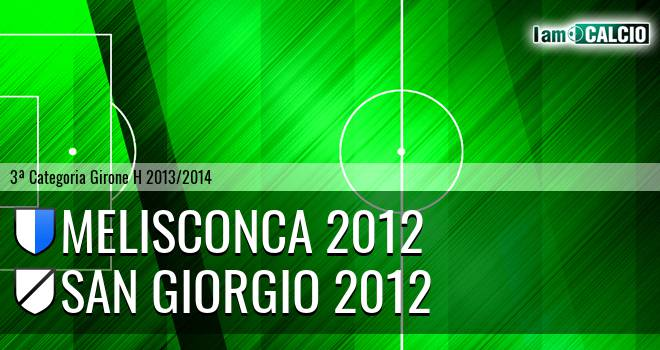 Melisconca 2012 - San Giorgio 2012