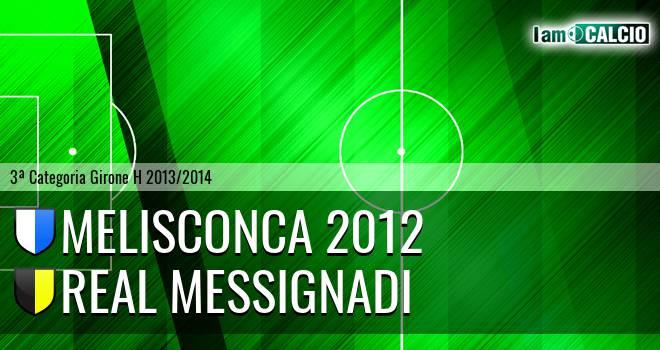 Melisconca 2012 - Real Messignadi