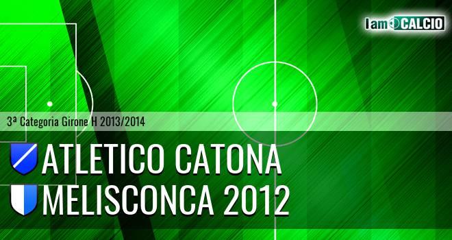 Catona Calcio - Melisconca 2012