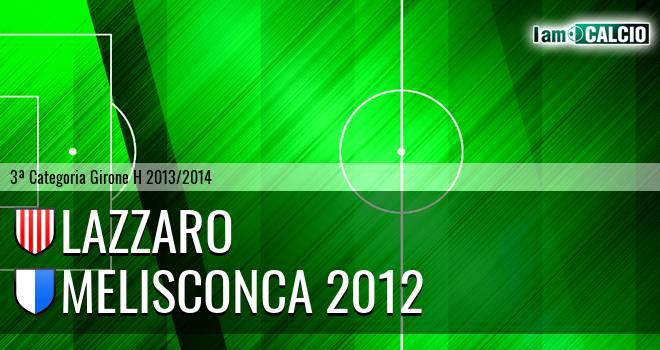 Lazzaro 1974 - Melisconca 2012