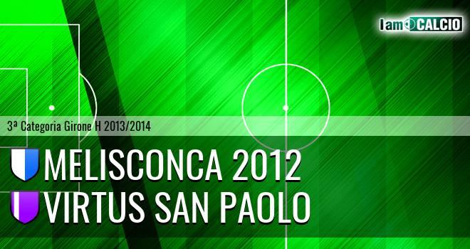 Melisconca 2012 - Virtus San Paolo