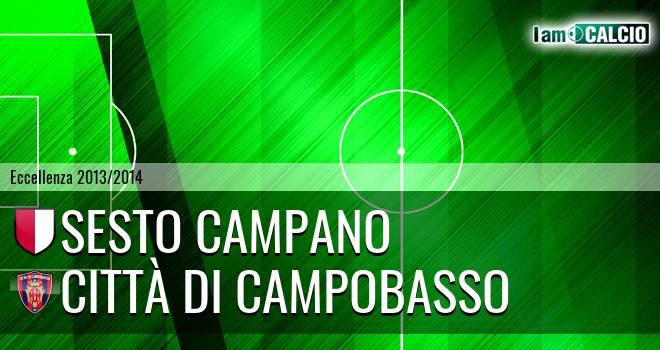 Sesto Campano - Città di Campobasso