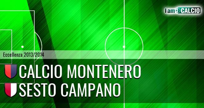 Calcio Montenero - Sesto Campano
