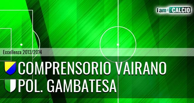 Comprensorio Vairano - Polisportiva Gambatesa