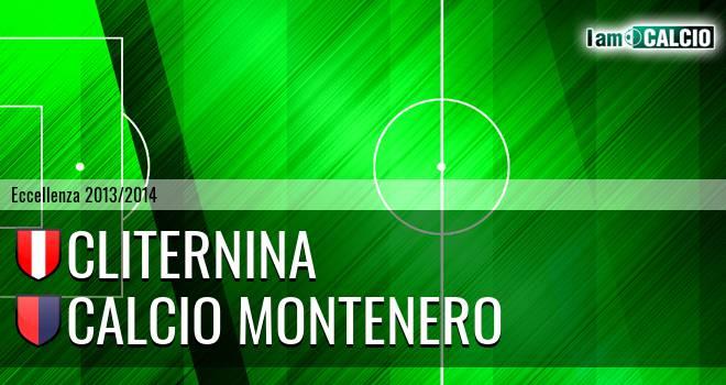 Cliternina - Calcio Montenero