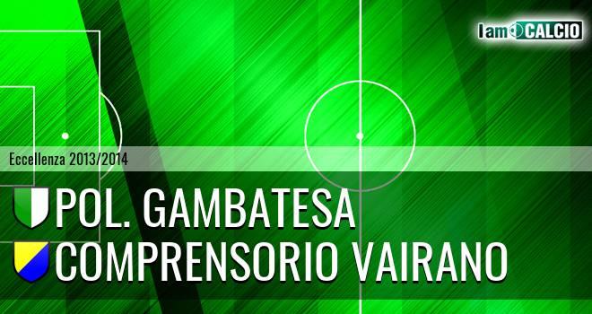 Polisportiva Gambatesa - Comprensorio Vairano