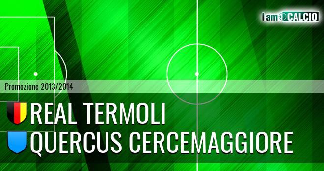 Real Termoli - Quercus Cercemaggiore