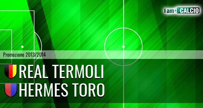Real Termoli - Hermes Toro