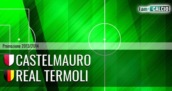 Castelmauro Calcio 1986 - Real Termoli