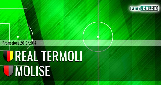 Real Termoli - Rinascita Molise