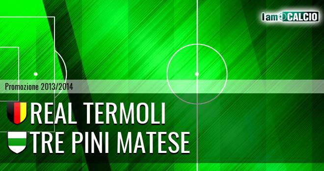 Real Termoli - Tre Pini Matese