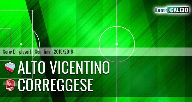 Alto Vicentino - Correggese