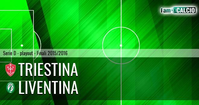 Triestina - Liventina