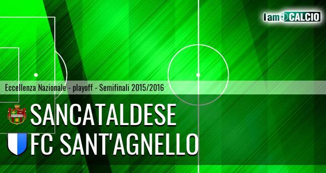 Sancataldese - FC Sant'Agnello
