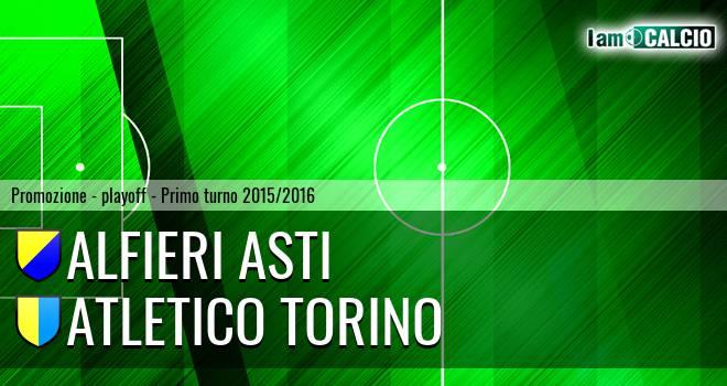 Alfieri Asti - Atletico Torino