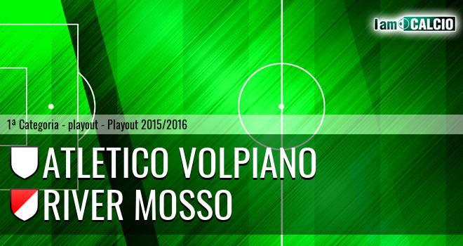 Atletico Volpiano - River Mosso