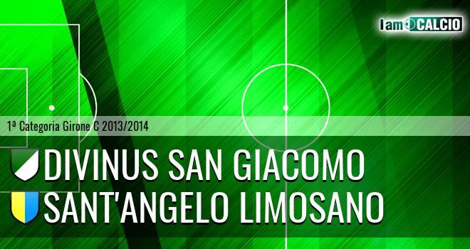 Divinus San Giacomo - Sant'Angelo Limosano