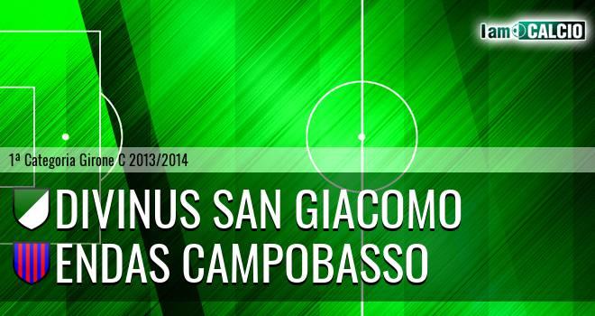 Divinus San Giacomo - Endas Campobasso