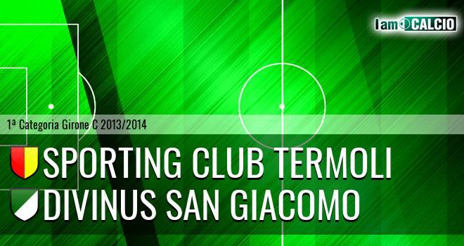 Sporting club Termoli - Divinus San Giacomo
