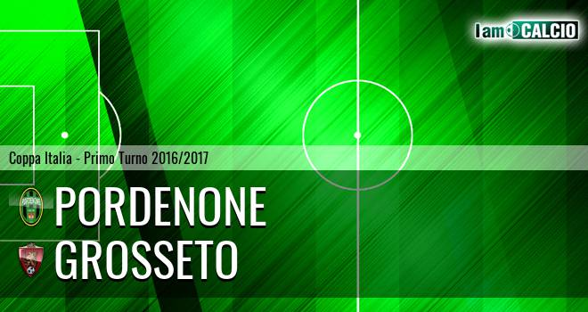 Pordenone - Grosseto