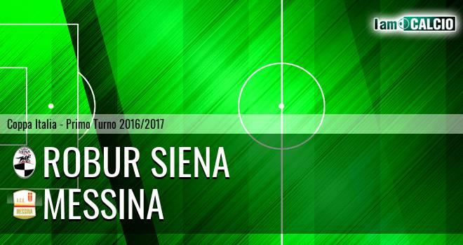 Robur Siena - ACR Messina