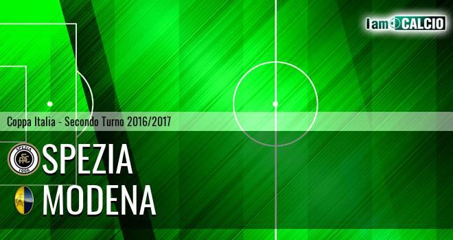 Spezia - Modena