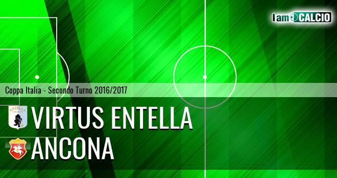 Virtus Entella - Ancona