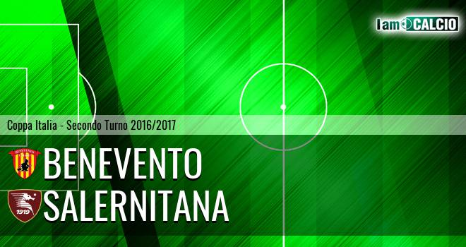 Benevento - Salernitana