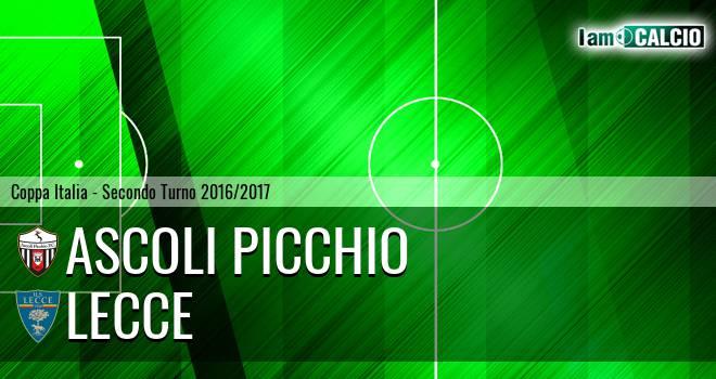 Ascoli - Lecce