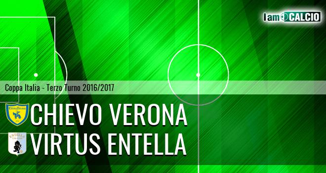 Chievo Verona - Virtus Entella