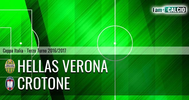 Hellas Verona - Crotone