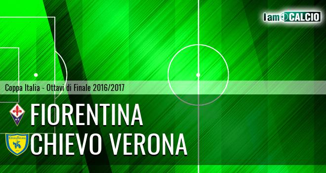 Fiorentina - Chievo Verona