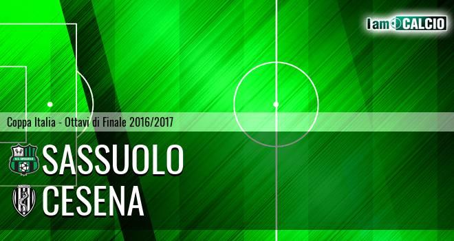 Sassuolo - Cesena