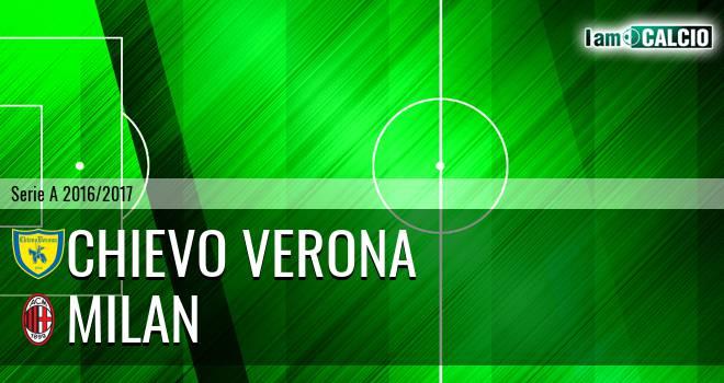 Chievo Verona - Milan