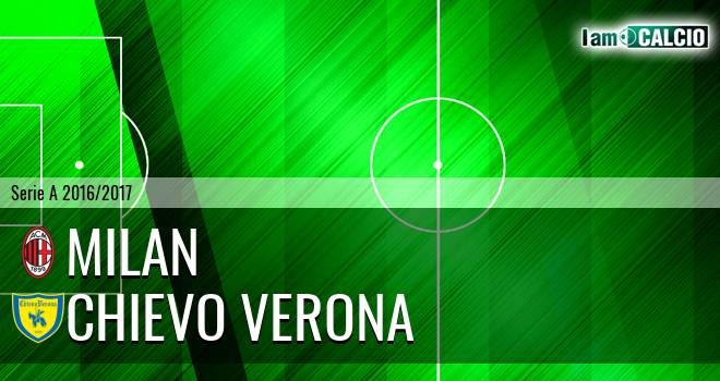 Milan - Chievo Verona