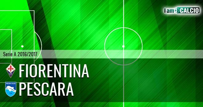 Fiorentina - Pescara